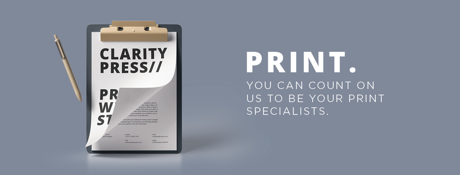 Offset And Digital Printing In Christchurch New Zealand Clarity Press